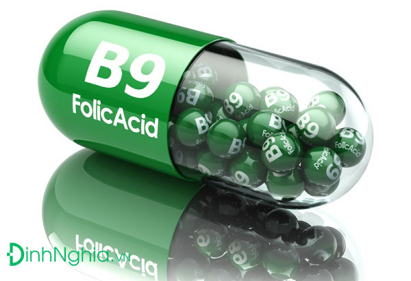 axit folic la gi vai tro tac dung va cach bo sung axit folic 1 - Axit folic là gì? Vai trò, Tác dụng và Cách bổ sung Axit folic