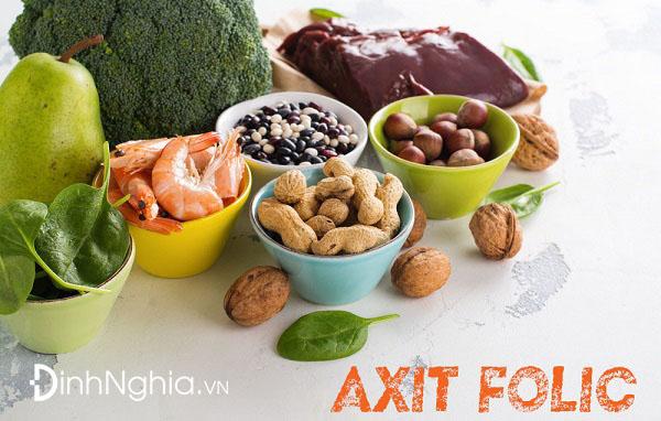 axit folic la gi vai tro tac dung va cach bo sung axit folic 2 - Axit folic là gì? Vai trò, Tác dụng và Cách bổ sung Axit folic