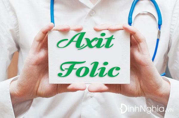 axit folic la gi vai tro tac dung va cach bo sung axit folic - Axit folic là gì? Vai trò, Tác dụng và Cách bổ sung Axit folic
