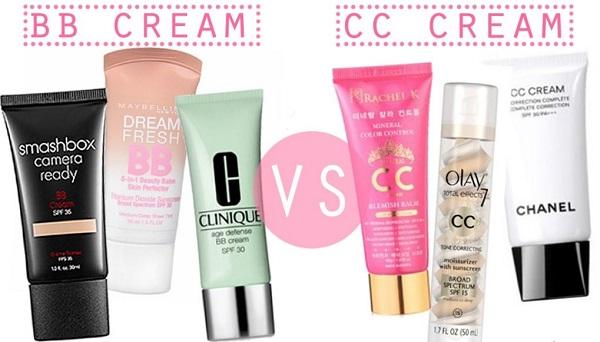 bb cc cream la gi cong dung va cach phan biet bb cc cream - BB CC Cream là gì? Công dụng và Cách phân biệt BB CC Cream