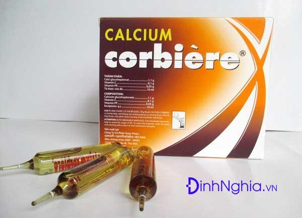 calcium corbiere la thuoc gi tiet lo bi mat ve calcium corbiere 1 - Calcium Corbiere là thuốc gì? Tiết lộ BÍ MẬT về Calcium Corbiere