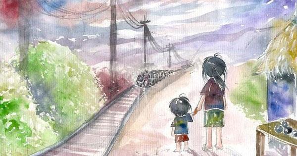 cam nhan va phan tich y nghia hinh anh doan tau trong hai dua tre cua thach lam - Cảm nhận và Phân tích ý nghĩa hình ảnh đoàn tàu trong Hai đứa trẻ của Thạch Lam