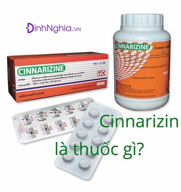 cinnarizin la thuoc gi cinnarizin 25mg la thuoc gi - Cinnarizin là thuốc gì? Cinnarizin 25mg là thuốc gì?