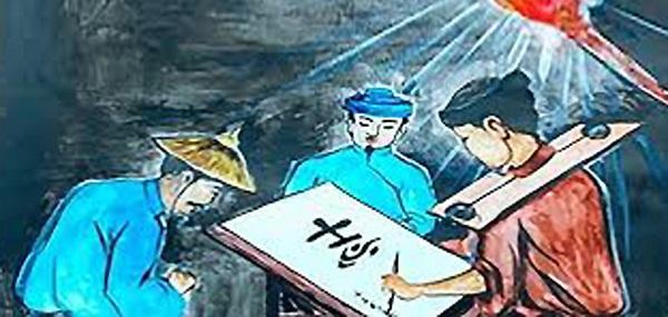 """dan y phan tich nhan vat huan cao trong """"chu nguoi tu tu"""" 1 - Dàn ý phân tích nhân vật Huấn Cao trong """"Chữ người tử tù"""""""