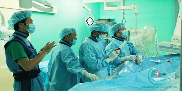 dieu tri ung thu gan bang phuong phap toce – nut mach lieu co hieu qua 3 - Điều trị ung thư gan bằng phương pháp Toce – Nút mạch liệu có hiệu quả?