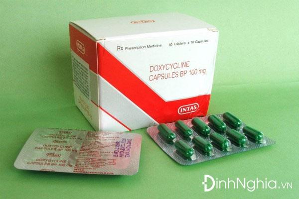 doxycycline la thuoc gi tac dung lieu dung va gia ban - Doxycycline là thuốc gì? Tác dụng, Liều dùng và Giá bán