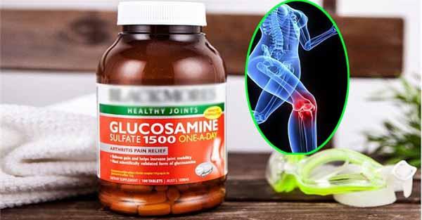 glucosamine la gi tat tan tat thong tin lien quan den glucosamine 3 - Glucosamine là gì? TẤT TẦN TẬT thông tin liên quan đến Glucosamine