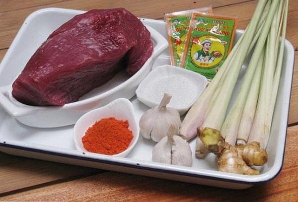 """hoc cach lam bo kho """"vi chuan khong can chinh"""" ngay tai nha 1 - Học cách làm bò khô """"vị chuẩn không cần chỉnh"""" ngay tại nhà"""