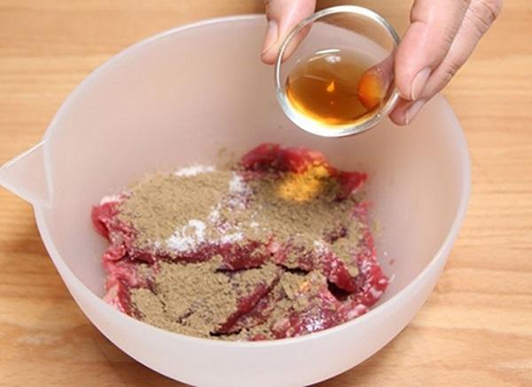 """hoc cach lam bo kho """"vi chuan khong can chinh"""" ngay tai nha 3 - Học cách làm bò khô """"vị chuẩn không cần chỉnh"""" ngay tại nhà"""