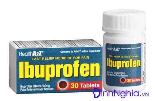 ibuprofen la thuoc gi tu a – z thong tin can thiet ve thuoc ibuprofen 2 - Ibuprofen là thuốc gì? Từ A – Z thông tin cần thiết về thuốc ibuprofen