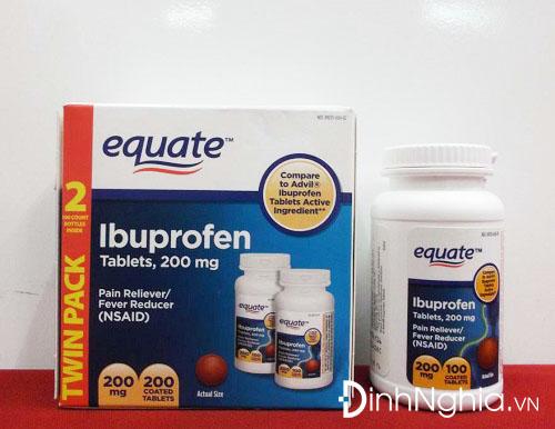 ibuprofen la thuoc gi tu a – z thong tin can thiet ve thuoc ibuprofen - Ibuprofen là thuốc gì? Từ A – Z thông tin cần thiết về thuốc ibuprofen
