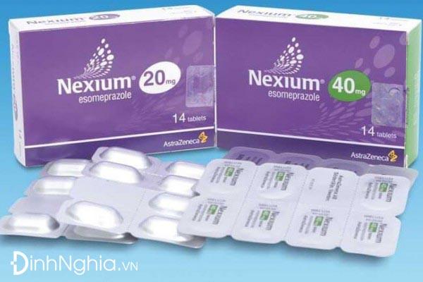 nexium la thuoc gi tac dung va nhung luu y khi su dung nexium - Nexium là thuốc gì? Tác dụng và Những lưu ý khi sử dụng Nexium