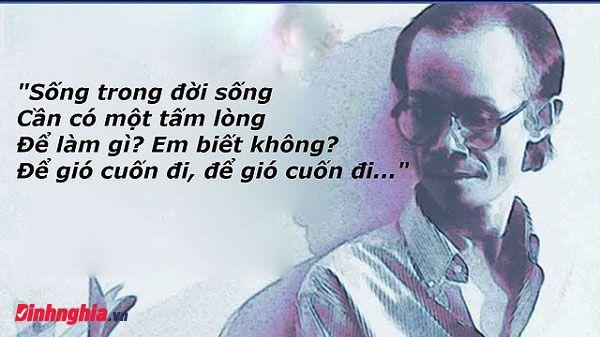 nghi luan song trong doi song can co mot tam long - Nghị luận Sống trong đời sống cần có một tấm lòng