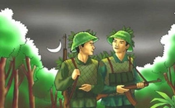 phan tich bai tho dong chi cua chinh huu – ngu van lop 9 - Phân tích bài thơ Đồng chí của Chính Hữu – Ngữ Văn Lớp 9