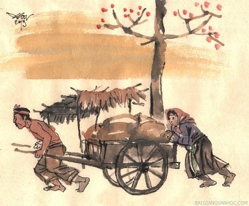 phan tich dien bien tam trang nhan vat thi trong vo nhat – kim lan - Phân tích diễn biến tâm trạng nhân vật Thị trong Vợ nhặt – Kim Lân