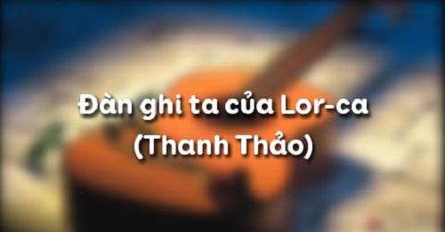 phan tich va soan bai dan ghita cua lorca – ngu van 12 2 - Phân tích và Soạn bài Đàn ghita của Lorca – Ngữ Văn 12