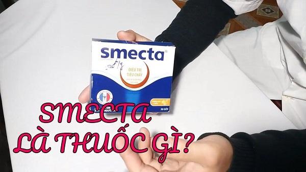 smecta la thuoc gi smecta co phai la thuoc khang sinh khong - Smecta là thuốc gì? Smecta có phải là thuốc kháng sinh không?
