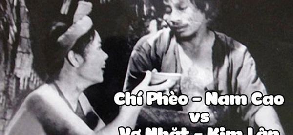 so sanh nhan vat trang va chi pheo – van hoc thpt - So sánh nhân vật Tràng và Chí Phèo – Văn học THPT