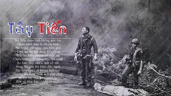 tay tien doan binh khong moc toc doc hieu va phan tich hinh tuong nguoi linh 1 - Tây Tiến đoàn binh không mọc tóc đọc hiểu và Phân tích hình tượng người lính