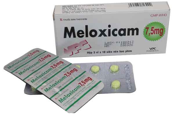 tim hieu cac thong tin ve meloxicam la thuoc gi 2 - Tìm hiểu các thông tin về Meloxicam là thuốc gì?