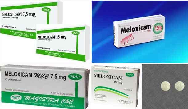tim hieu cac thong tin ve meloxicam la thuoc gi - Tìm hiểu các thông tin về Meloxicam là thuốc gì?
