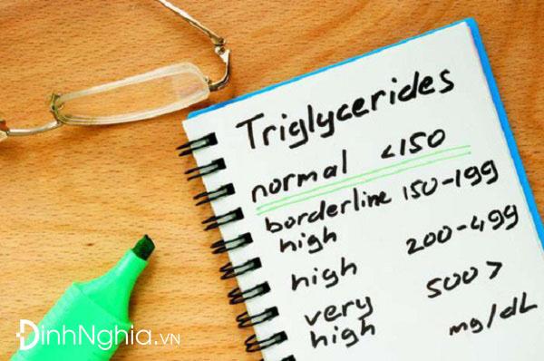 triglycerid la gi tim hieu chi so dinh luong va xet nghiem triglyceride 2 - Triglycerid là gì? Tìm hiểu chỉ số, định lượng và xét nghiệm Triglyceride