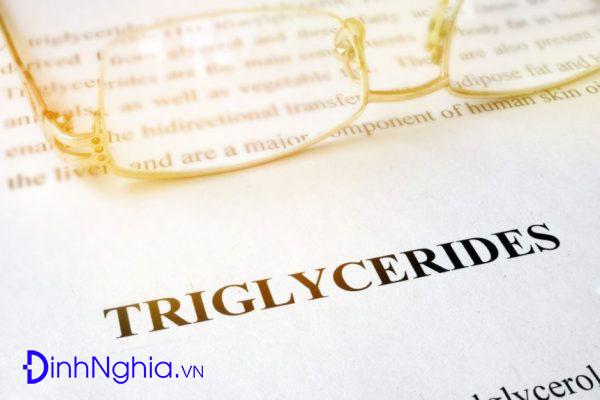 triglycerid la gi tim hieu chi so dinh luong va xet nghiem triglyceride - Triglycerid là gì? Tìm hiểu chỉ số, định lượng và xét nghiệm Triglyceride