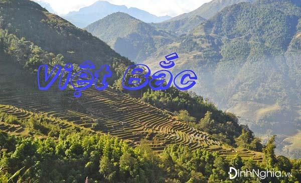 ve dep thien nhien trong bai tho viet bac cua to huu – ngu van 12 - Vẻ đẹp thiên nhiên trong bài thơ Việt Bắc của Tố Hữu – Ngữ Văn 12