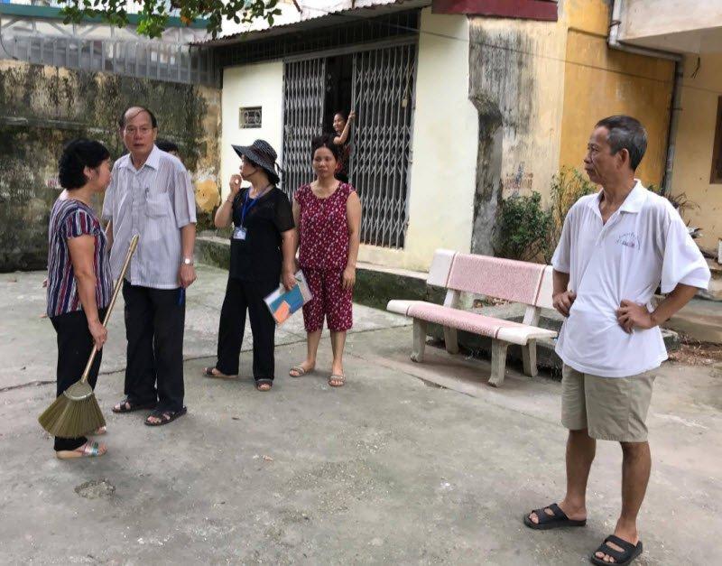 bac to truong dan pho phuong - Tả bác tổ trưởng dân phố hay nhất - 3 bài văn miêu tả Tổ trường dân phố nơi em ở ngắn gọn lớp 5 6