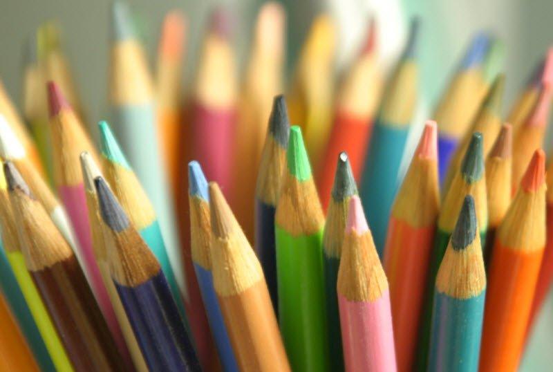 but chi mau 1 - Tả cây bút chì lớp 4 hay nhất - 3 bài văn ngắn miêu tả viết chì