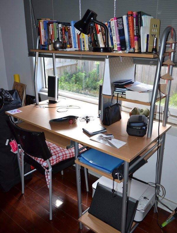 cai ban hoc 1 - Tả cái bàn học ở lớp hoặc ở nhà của em lớp 4 hay nhất ngắn gọn 3 bài