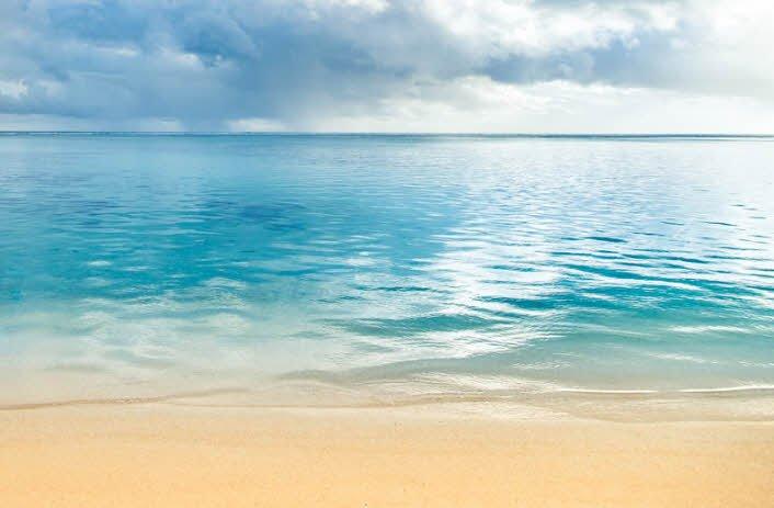 canh bai bien - Tả cảnh biển lớp 2 hay - 4 đoạn văn miêu tả biển, bãi biển ngắn gọn