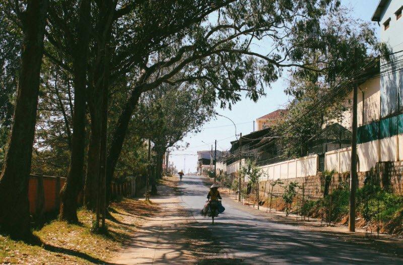 con duong troi truong - Tả con đường từ nhà đến trường lớp 4 hay nhất - 3 bài văn miêu tả đường tới trường của em ngắn gọn