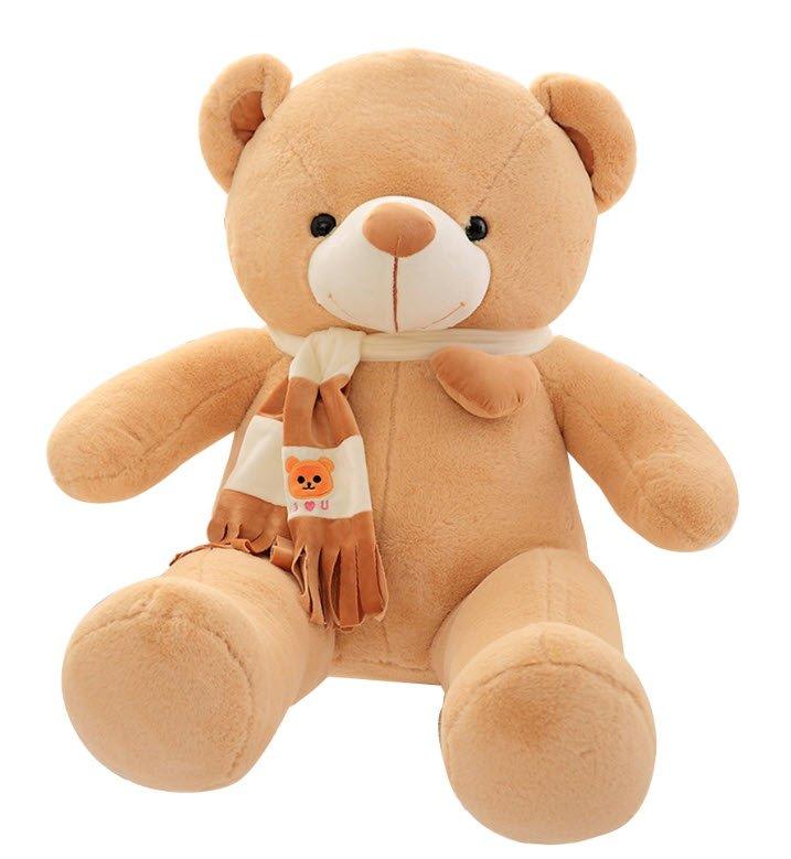 con gau bong - Tả gấu bông lớp 5 - Bài văn miêu tả con gấu bông, thú nhồi bông ngắn gọn