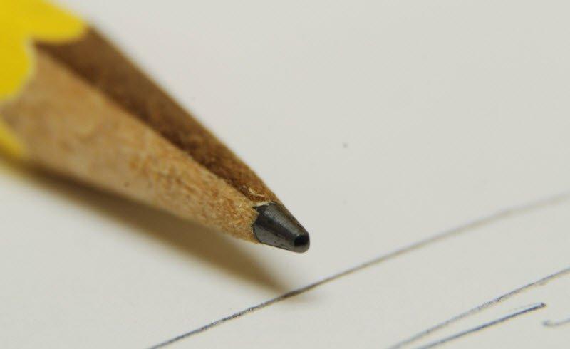 dau but chi - Tả cây bút chì lớp 4 hay nhất - 3 bài văn ngắn miêu tả viết chì