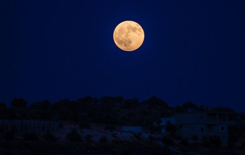 dem trang - Tả đêm trăng đẹp lớp 5, bài văn miêu tả đêm trăng rằm trung thu ở quê em thành phố