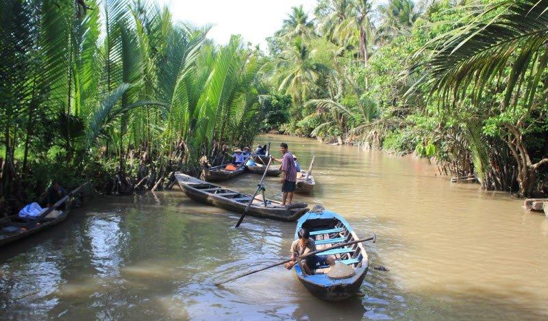 dong song que huong em - Tả dòng sông quê em lớp 5 hay nhất - 3 bài văn miêu tả con sông quê hương em ngắn gọn