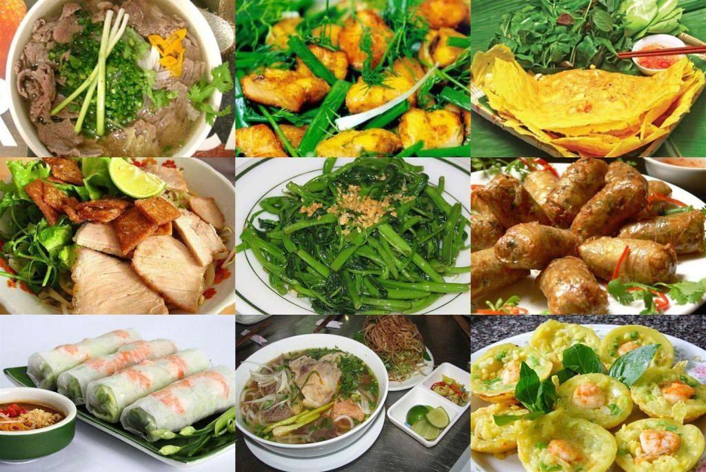 hinh anh gioi thieu mon an viet nam bang tieng trung 1 1024x684 1 - Giới thiệu món ăn Việt Nam bằng tiếng Trung