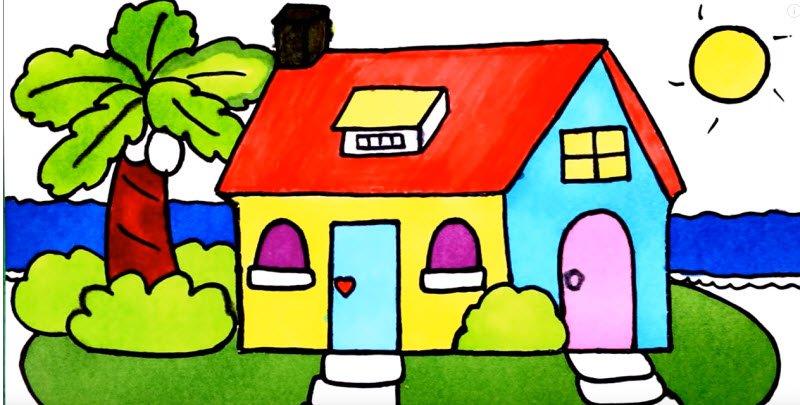 ngoi nha - Tả ngôi nhà của em lớp 5 hay nhất ngắn gọn