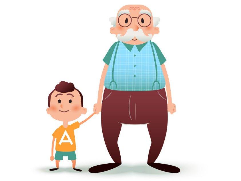 ong em - Tả ông em lớp 5 hay nhất - 3 bài văn miêu tả ông nội, ông ngoại ngắn gọn