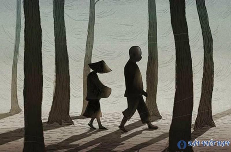phan tich nhan vat trang trong tac pham vo nhat cua kim lan - Phân tích nhân vật Tràng trong tác phẩm Vợ nhặt của Kim Lân