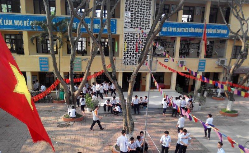 quang can san truong gio ra choi - 3 bài văn tả quang cảnh trường em trước buổi học, sân trường giờ ra chơi lớp 4