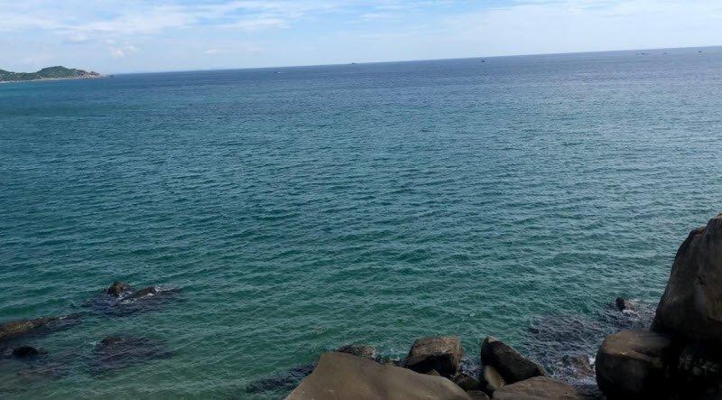 ta canh bien - Tả biển lớp 5 hay ngắn gọn - 3 bài văn mẫu miêu tả cảnh biển đẹp bãi biển, bờ biển