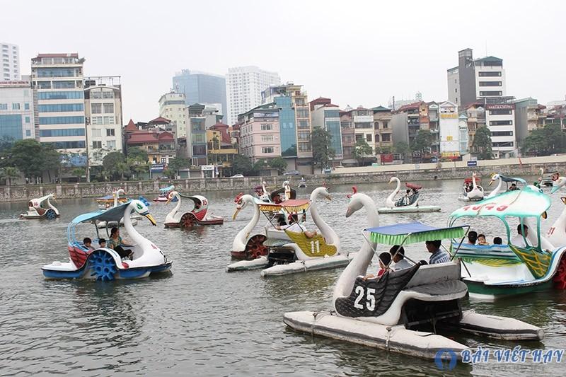 top 10 bai van mau ta canh cong vien dat diem cao moi nhat 1 - Top 10 bài văn mẫu tả cảnh công viên đạt điểm cao mới nhất