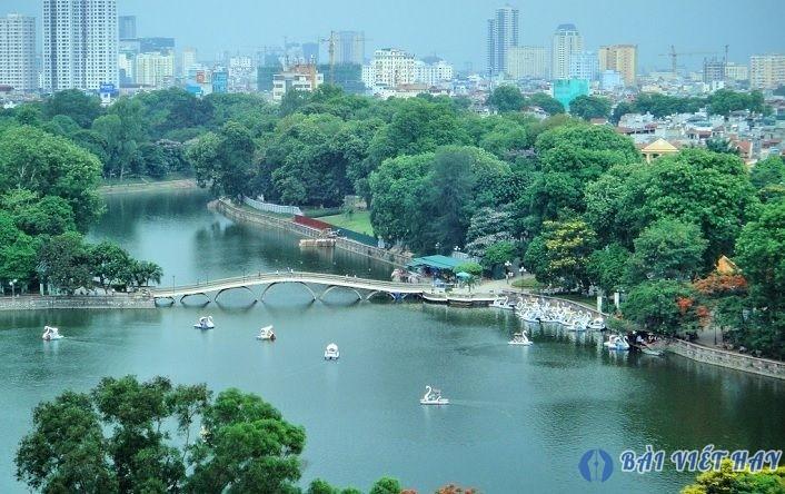 top 10 bai van mau ta canh cong vien dat diem cao moi nhat 8 - Top 10 bài văn mẫu tả cảnh công viên đạt điểm cao mới nhất