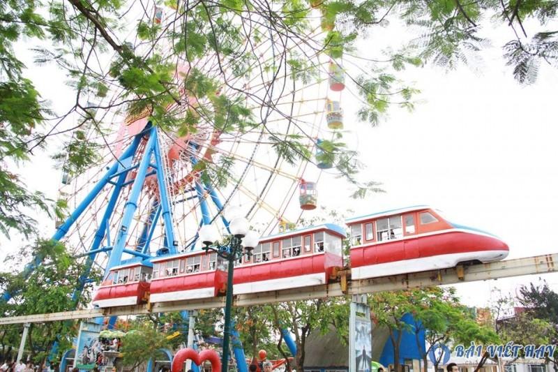top 10 bai van mau ta canh cong vien dat diem cao moi nhat 9 - Top 10 bài văn mẫu tả cảnh công viên đạt điểm cao mới nhất