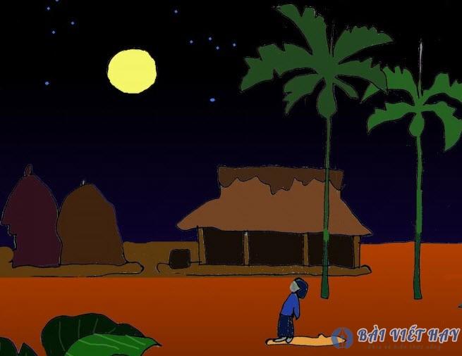top 10 bai van mau ta canh dem trang dep dat diem cao moi nhat 1 - Top 10 bài văn mẫu tả cảnh đêm trăng đẹp đạt điểm cao mới nhất