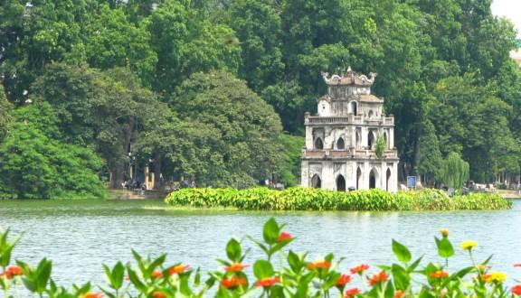 top 10 bai van mau ta canh ho guom ha noi dat diem cao moi nhat - Top 10 bài văn mẫu tả cảnh Hồ Gươm Hà Nội đạt điểm cao mới nhất