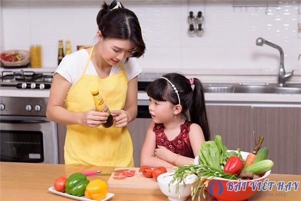 top 10 bai van mau ta me dang nau com hay nhat 1 - Top 10 bài văn mẫu tả mẹ đang nấu cơm hay nhất
