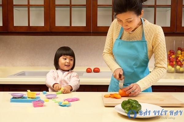 top 10 bai van mau ta me dang nau com hay nhat 2 - Top 10 bài văn mẫu tả mẹ đang nấu cơm hay nhất